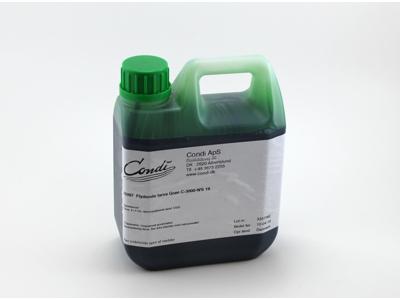 Flydende farve Grøn C-3000-WS 1lt