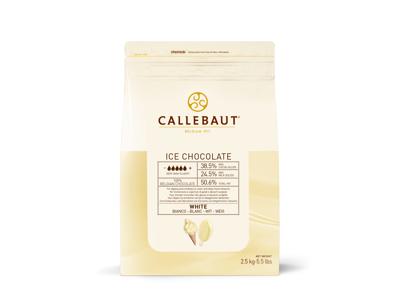 Hvid Chokolade til Is overtræk 2,5 kg