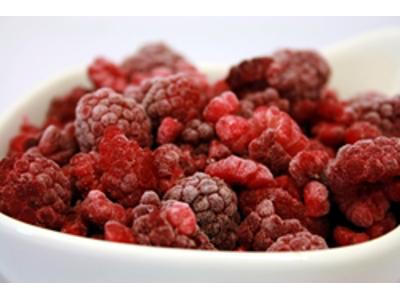 Frosne Hindbærsmuld Øko 2,5kg