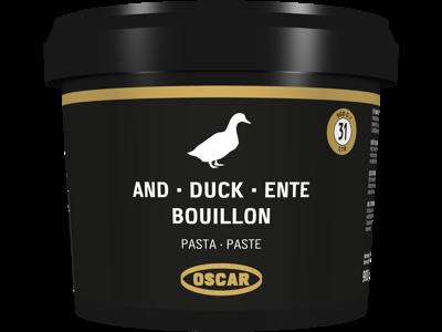 OSCAR Andebouillon pasta 900 g.