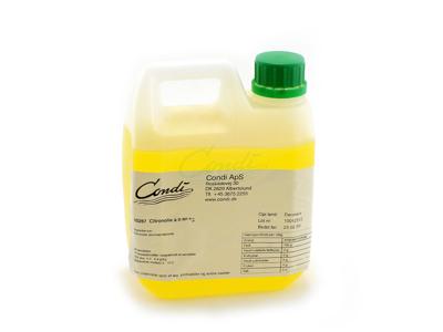 Citronolie á 0,80 kg