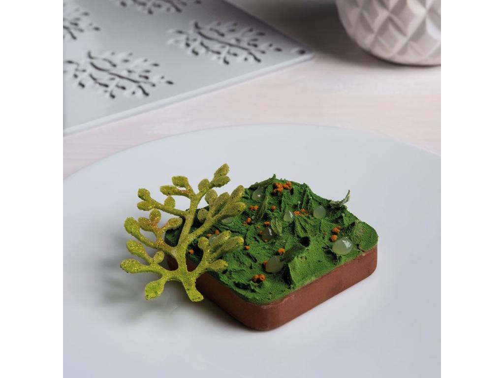 Silikoneform Bonsai blad