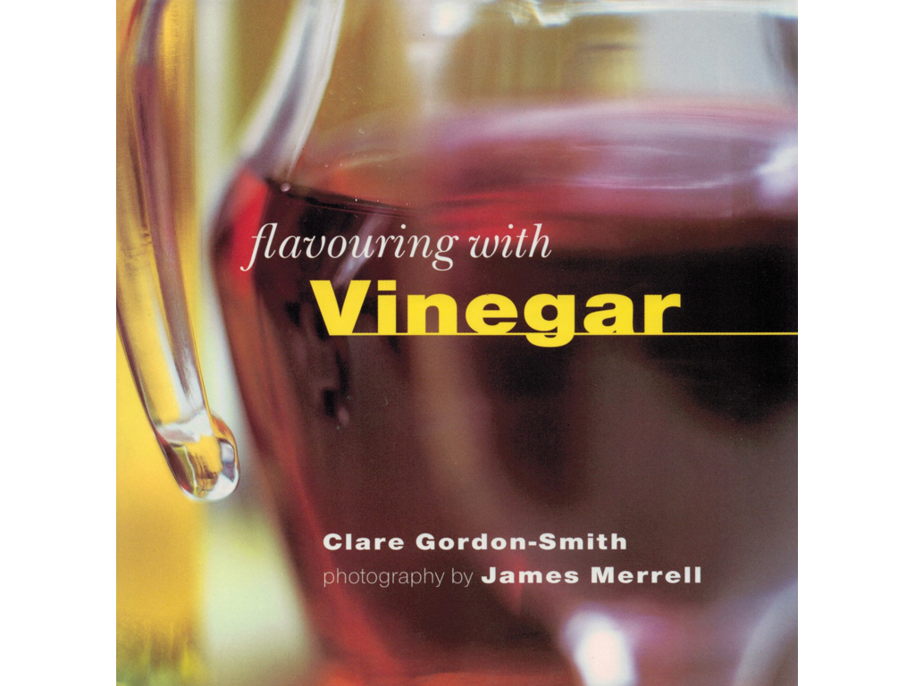 Flavouring with vinegar