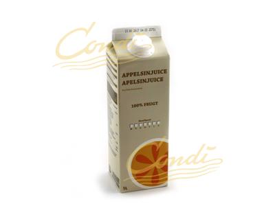 Appelsinjuice 1 lt