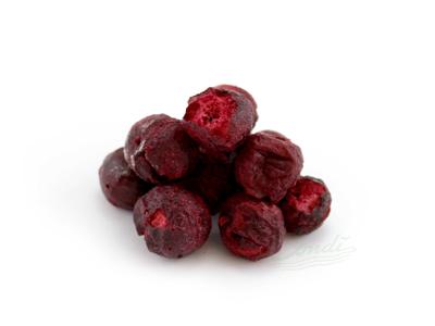 Kirsebær sure hele frysetørret 6,3 kg