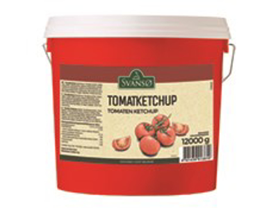 Tomat Ketchup Svansø 12 kg