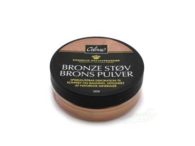 Bronzestøv  spiseligt 5 g