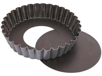Tærteform 12 cm m/løs bund