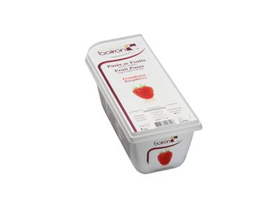 Boiron frugtpure Hindbær 1 kg