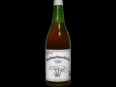 Rabarberdrik Øko 0,73 lt