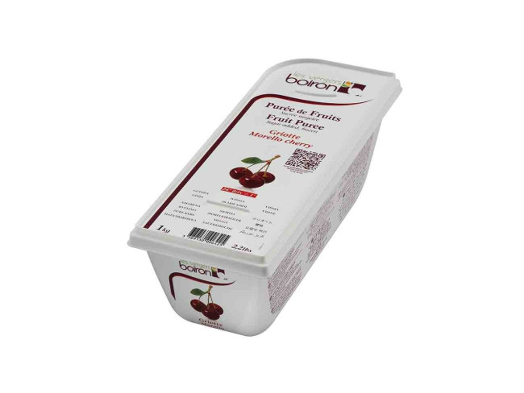 Frugtpure Kirsebær 1 kg