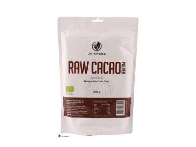 Cacao RAW 1 kg øko (Stødt)