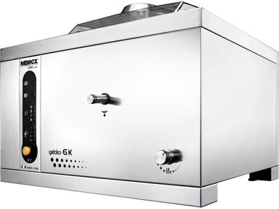 Nemox Gelato 6K Crea ismaskine 10 liter