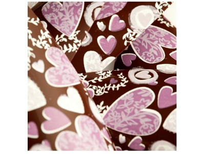 Chokoladefolie SD83