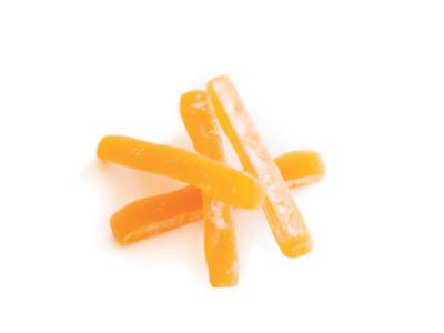 RESTSALG Passionsfrugt og Mango Strimler 1kg