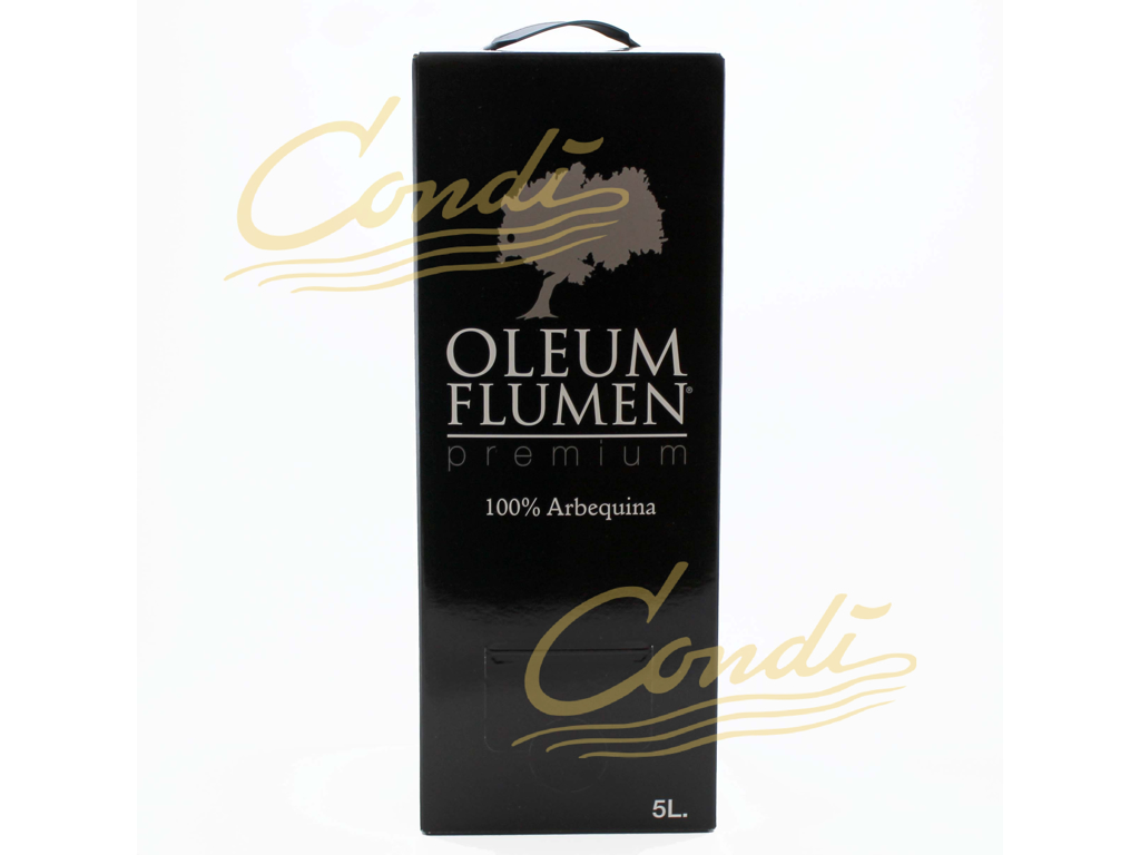 Olivenolie Oleum Flumen á 5 ltr