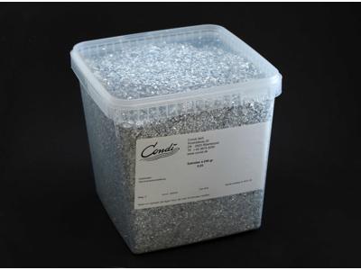 Sølvstøv á 250 gr.
