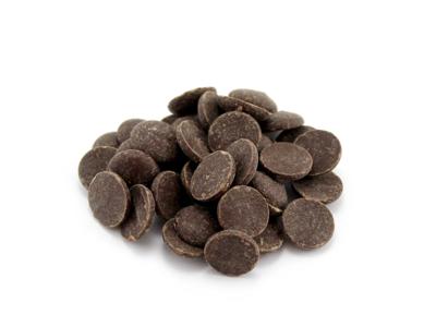 Callebaut Mørk Chokolade 57% knapper