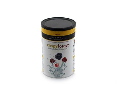 Textura Crispy Forest á 300 gram