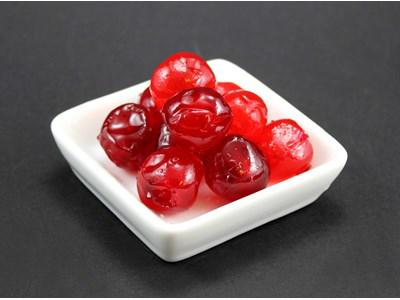 Pynte kirsebær røde 1 kg