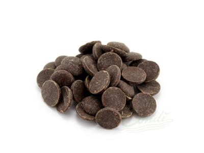 Mørk Chokolade 2815 57,7%  i knapper á 10 kg