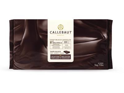 Mørk Chokolade sukkerfri 55,5% á 5 kg