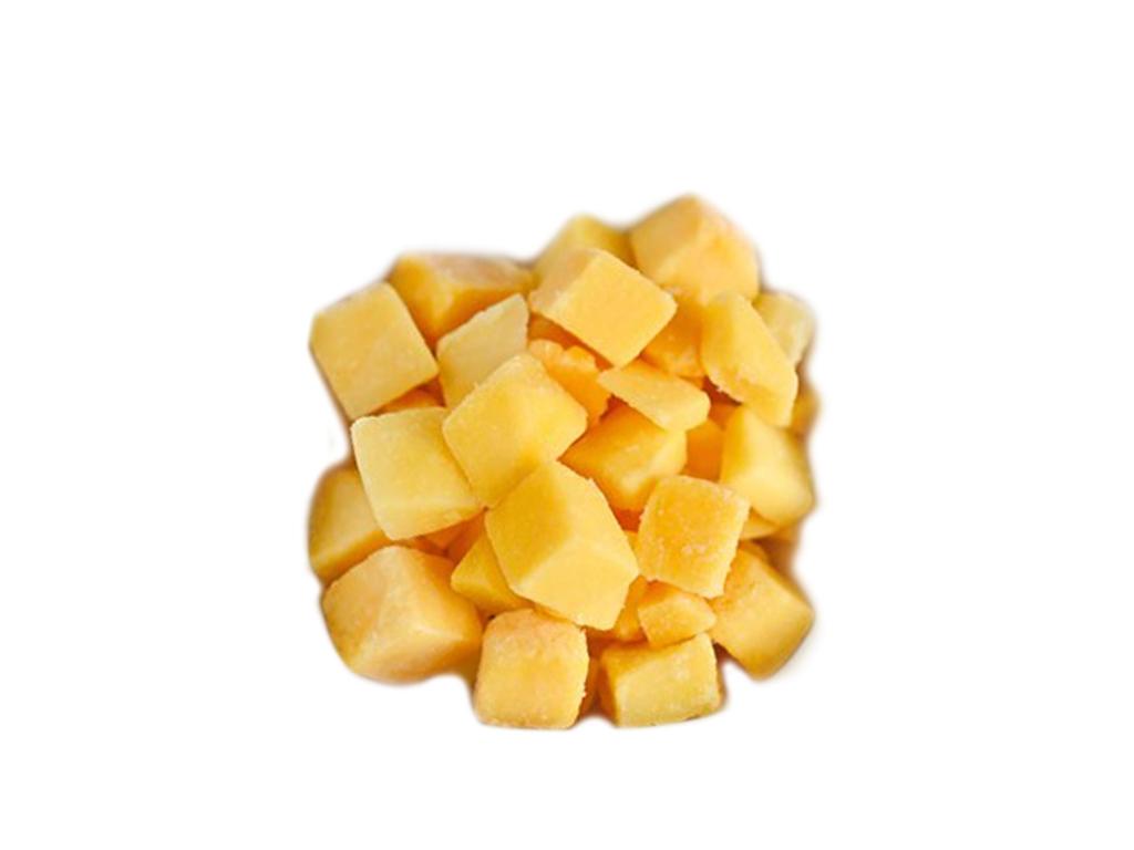 Frosne mango 2,5 kg