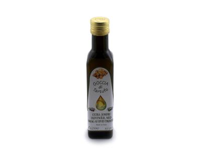 Olivenolie Goccia Umbra med hvide trøfler