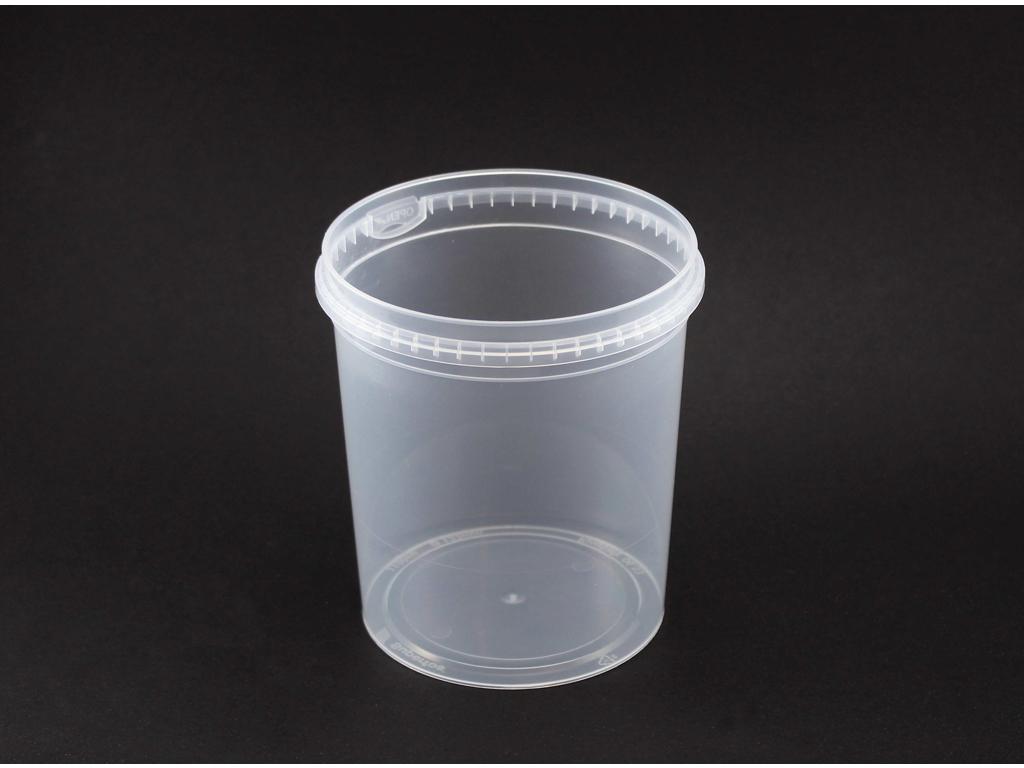 Condibøtte/Rejebøtte, 1100 ml (Rund)
