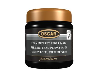 OSCAR Premium Fermenteret Peber Pasta 450 gram