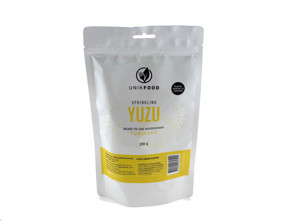 Furikake Yuzu japansk blandingskrydderi 200 g