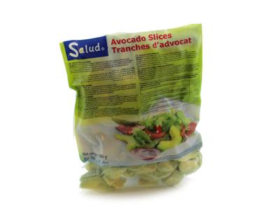 Frosne avocado i skiver 500 gr