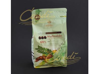 Mørk Chokolade Øko Madirofolo 65% á 1 kg