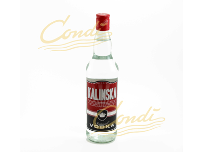 Vodka Kalinska á 70 cl.