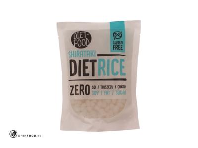 Shirataki ris glutenfri 200 gr
