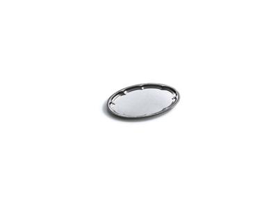 Fad engangs oval 45x34 cm