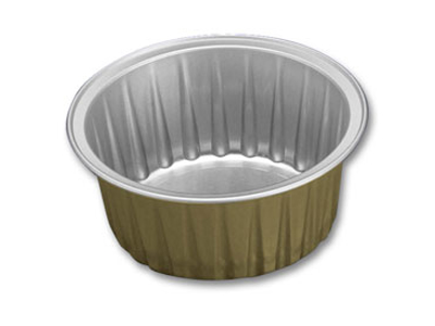 Rund form H 530-0125-018 Guld