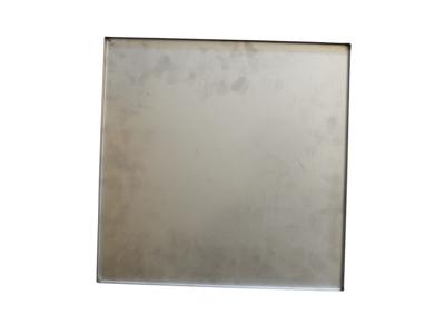 Kantplade 350x350x10 mm RF
