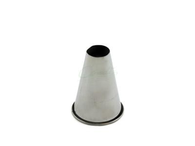 Ståltylle Glat 22 mm