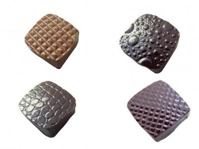 Chokoladefolie Thermostruktur 1