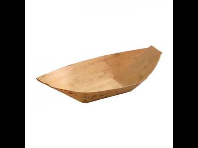 Bambusbåd 90x60x13mm 100 stk.