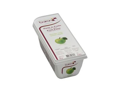 Boiron frugtpure Æble grøn 1 kg
