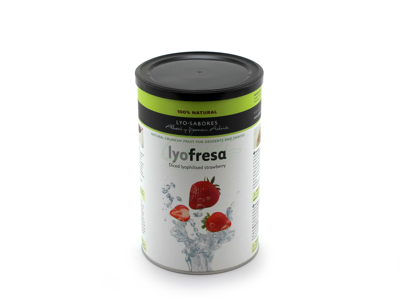 Textura Frysetørret Jordbær 70 gr