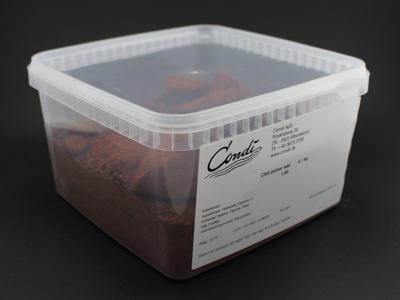 Chili pulver sød á 1 kg