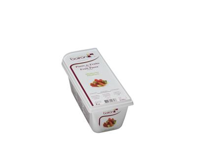 Boiron frugtpure Rabarber 1 kg