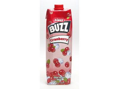 Tranebær Juice á 1 lt