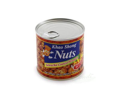 Khao Shong Sriracha Peanuts 140g