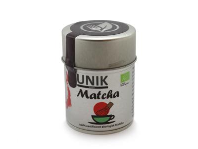 Matcha grøn te økologisk 40 gr