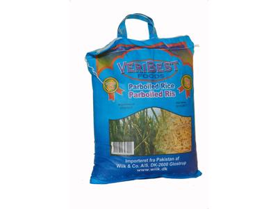 Ris Parboiled á 10 kg