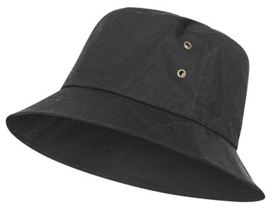 Trespass Waxy - Hat - Bucket - Unisex - Sort